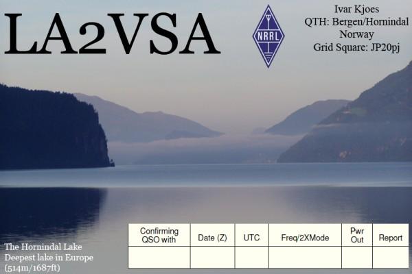 QSL-LA2VSA
